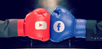 Facebook v/s YouTube