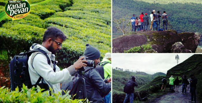 TATA Tea Kanan Devan Photography Escapade 2