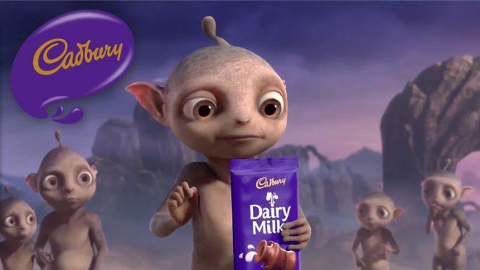 Cadbury Interstellar Party