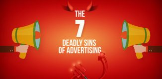 Deadly Sins of Advertising