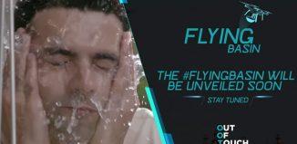 Flying baisn
