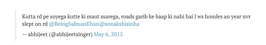 abhijeet's Twitter