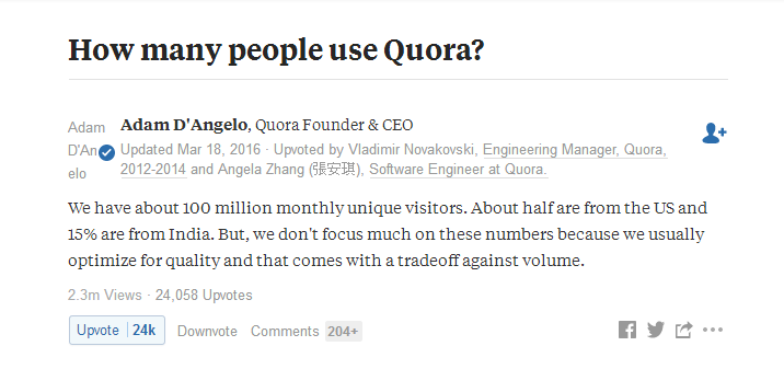 Quora Video