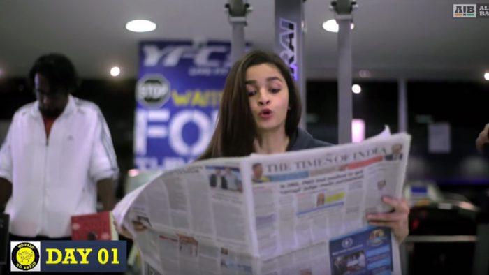 Content Marketing Bollywood Actress