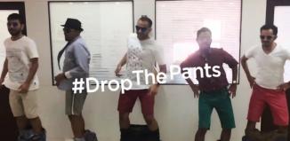 #DropThePants