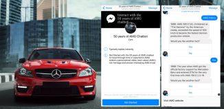 Messenger Chatbot for AMG