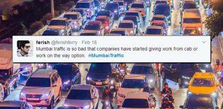 Mumbai Traffic
