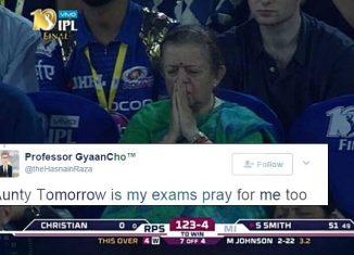 Prayer Aunty