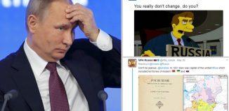 Ukraine Russia Twitter