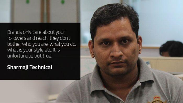 Sharmaji Technical