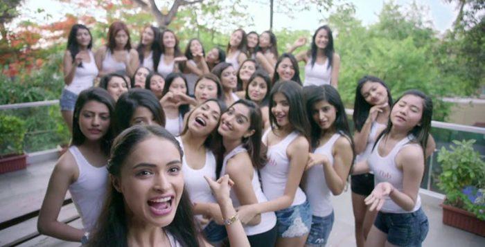 #MissIndiaWaliFeeling