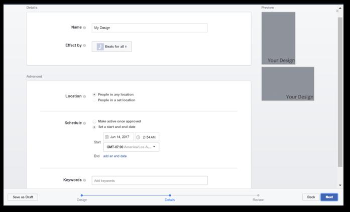 How to create custom profile frames on Facebook - Social Samosa