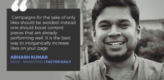social media for publishers