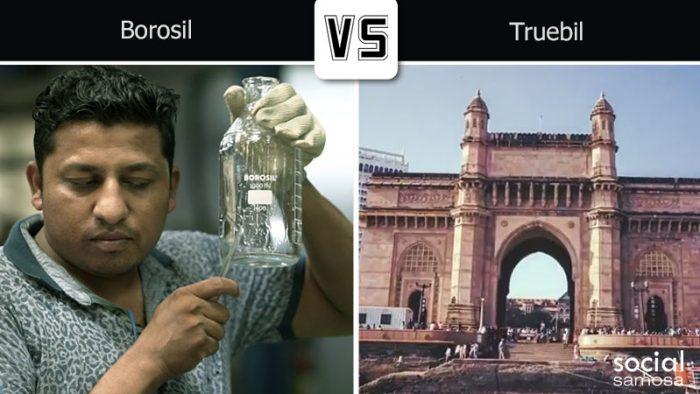 Borosil v/s Truebil