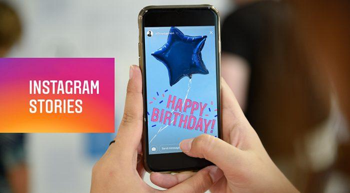Instagram Stories turns one