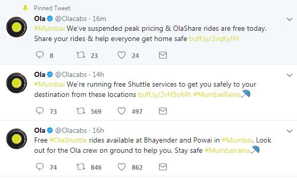 OLA - Mumbai