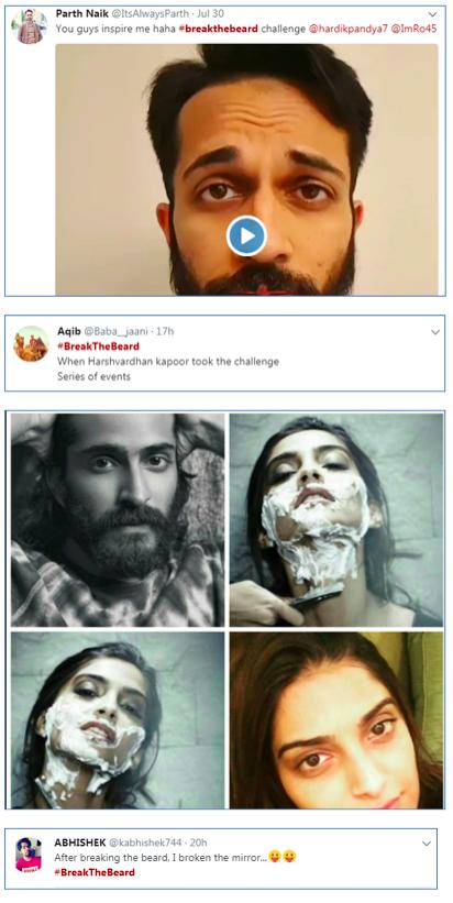Break The Beard