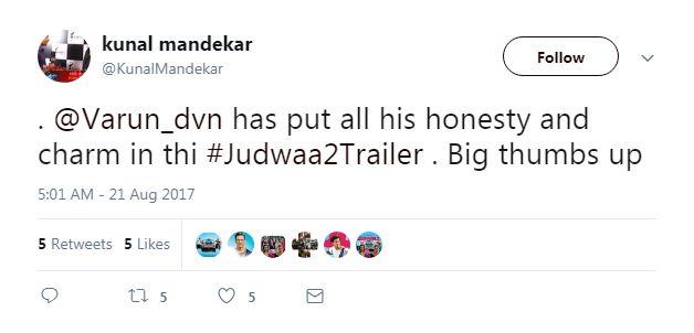 #Judwaa2Trailer