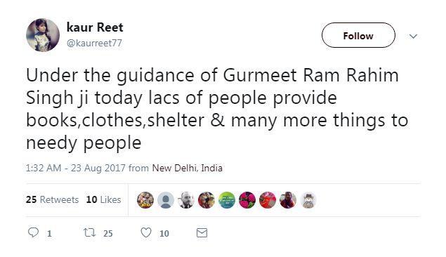Gurmeet Ram Rahim Singh