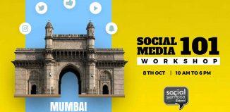 Social Media Workshop - 8th Oct