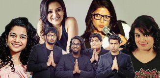 Indian web stars