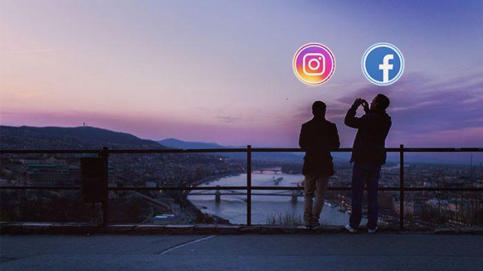 Instagram Stories to Facebook Stories