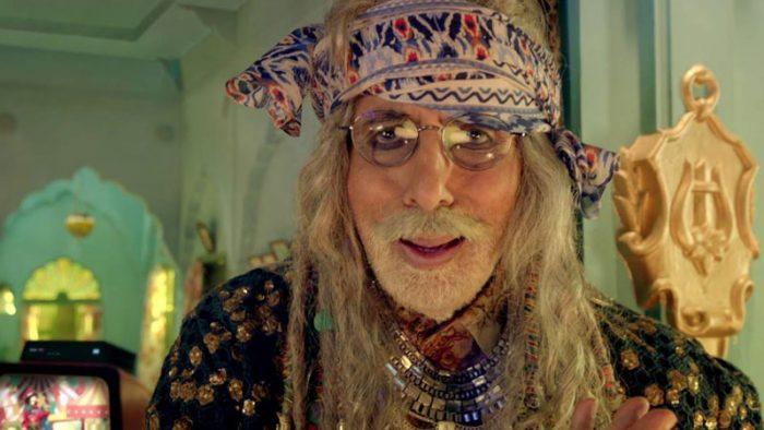 Amitabh Bachchan campaigns