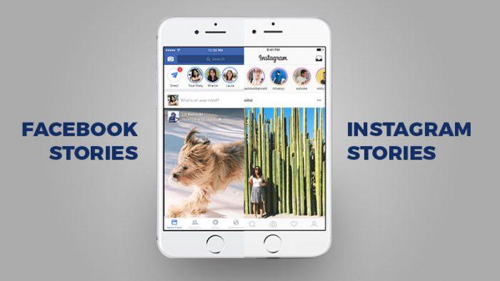 Cross Posting Instagram Stories