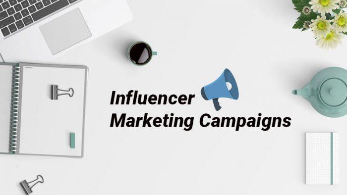 Influencer Marketing campaigns 2017