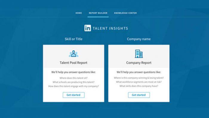 LinkedIn Talent Insights