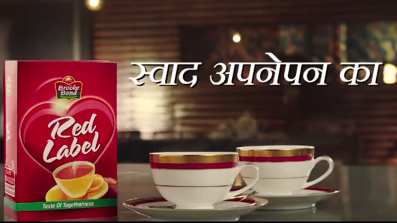 Brooke Bond Red Label serves Memories in a Cup - Social Samosa