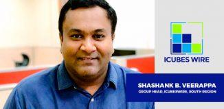 Shashank B. Veerappa