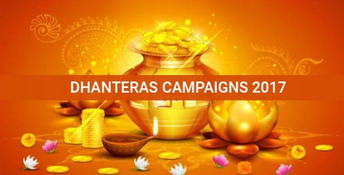 Dhanteras campaigns