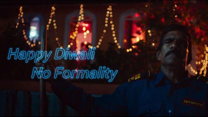 No Formality