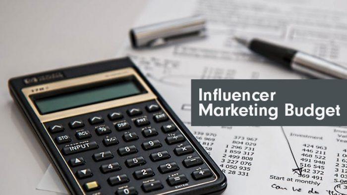 Influencer Marketing Budget