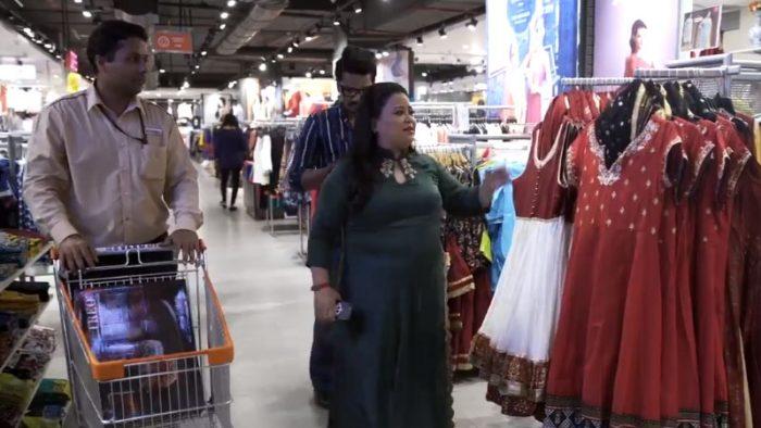 Shaadi Shopping Big Bazaar