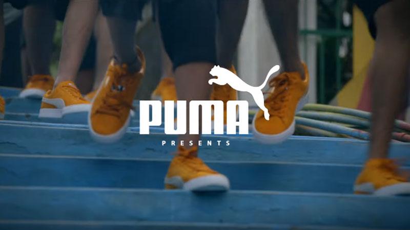 Puma s Suede Gully garners 3.5 million views on social media ... 84645f55c0a8