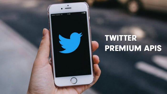 Premium APIs