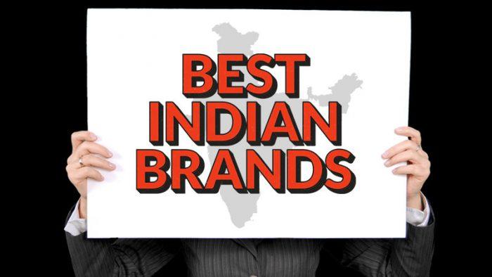 Best Indian brands