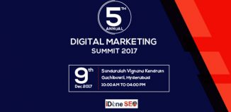5th Annual Digital Marketing Summit
