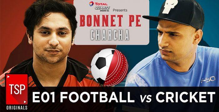 Bonnet Pe Charcha