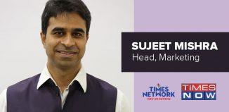 Head Marketing, Times Now