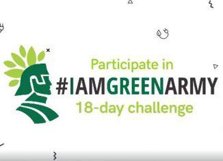 I Am Green Army