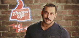 Salman Khan campaigns