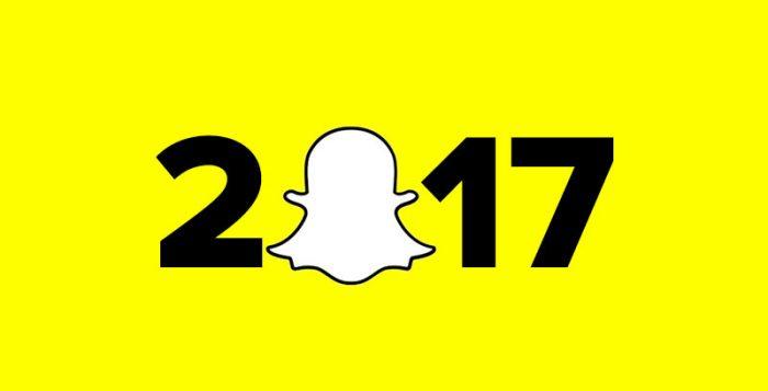 Snapchat in 2017