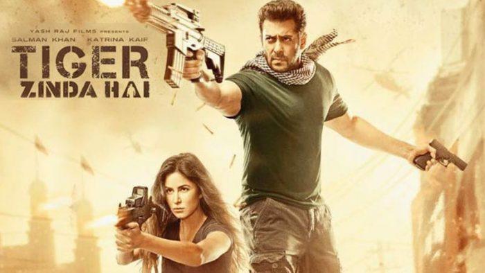 Tiger Zinda Hai Movie Marketing