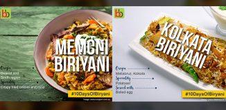 10 Days Of Biriyani