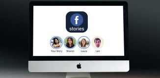 Desktop Uploads for Facebook Stories