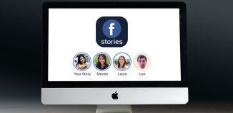 Desktop Uploads for Facebook Stories