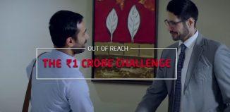 INR 1 crore Challenge